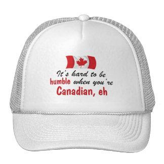 Humble Canadian Mesh Hat