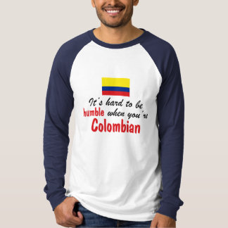 Humble Colombian T-Shirt