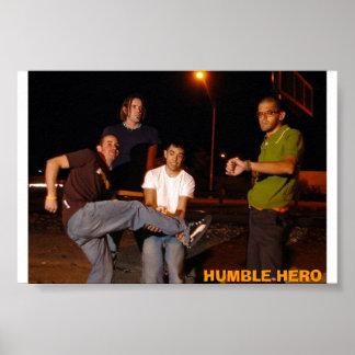humble hero poster
