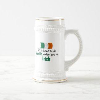 Humble Irish Coffee Mugs