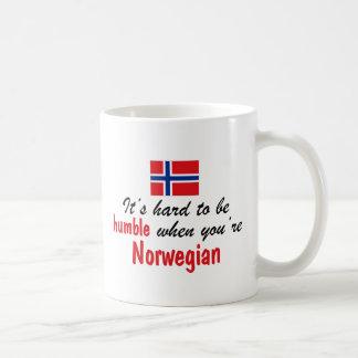 Humble Norwegian Mug