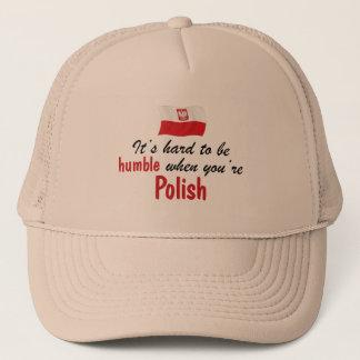 Humble Polish Trucker Hat
