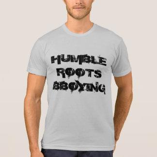 Humble Roots Bboying T-shirts