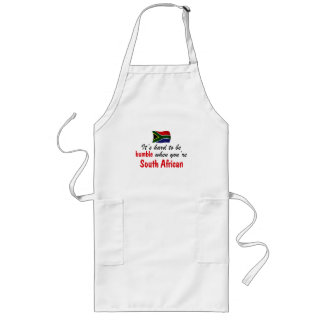Humble South African Long Apron