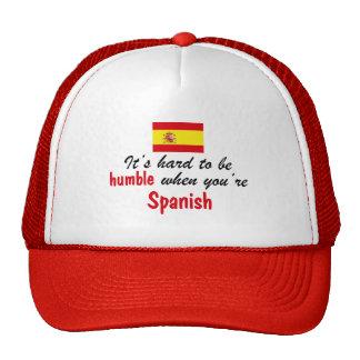 Humble Spanish Trucker Hat
