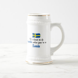 Humble Swede Beer Steins