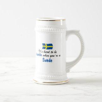 Humble Swede Beer Steins