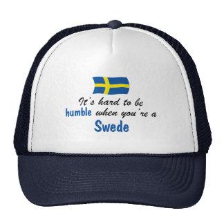 Humble Swede Mesh Hat