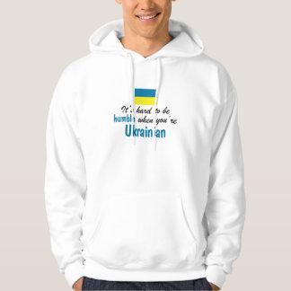 Humble Ukrainian Hoodie