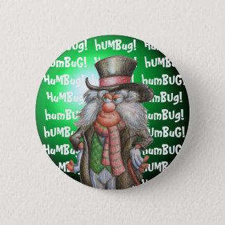 Humbug! 6 Cm Round Badge