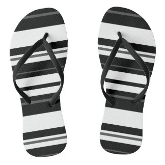 Humbug Stripe flip flops Thongs