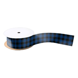 Hume Clan Tartan Satin Ribbon