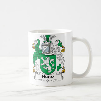 Hume Family Crest Coffee Mug
