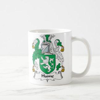 Hume Family Crest Coffee Mug