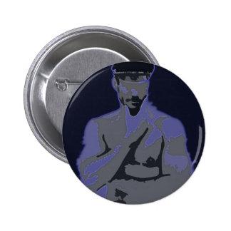 humm 6 cm round badge