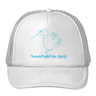Hummer, Hummingbirds Rock! Cap