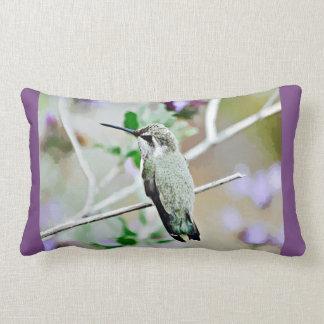 Hummer In Cartoon Lumbar Pillow