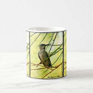 Hummer in Yellow Coffee Mug