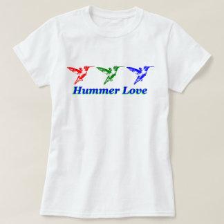 Hummer Love Hummingbird Shirt