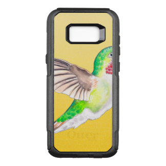 Hummer Yellow OtterBox Commuter Samsung Galaxy S8+ Case