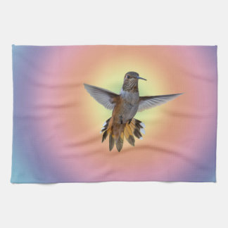 HUMMIMNGBIRD TEA TOWEL