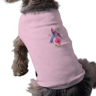 Humming Bird- Doggie T-Shirt