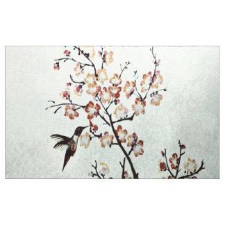 humming-bird fabric