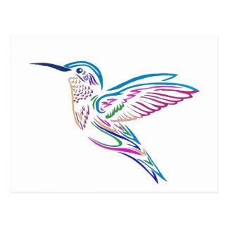 Humming Bird Postcard