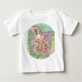 Humming Bird Style: Baby Fine Jersey T-Shirt Your
