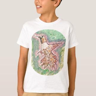Humming Bird Style: Kids' Hanes TAGLESS® T-Shirt W
