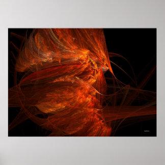 Humming Phoenix Poster