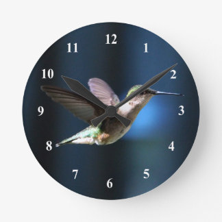 Hummingbird 424 Clock