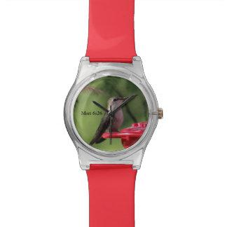 Hummingbird 9557 Watch- personalize Watch