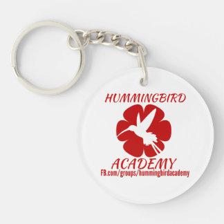 Hummingbird Academy Keychain