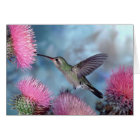Hummingbird All Occasion Card