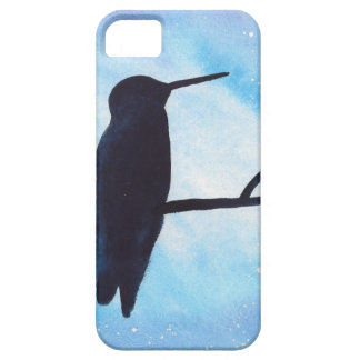 Hummingbird At Night Barely There iPhone 5 Case