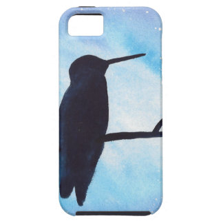 Hummingbird At Night Case For The iPhone 5