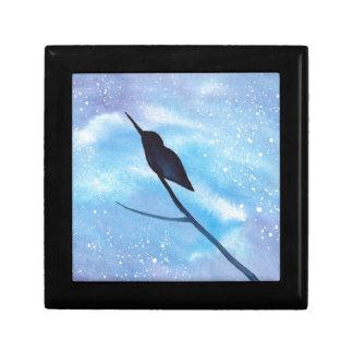 Hummingbird At Night Gift Box