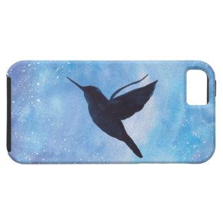 Hummingbird At Night iPhone 5 Cases