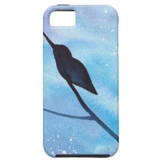 Hummingbird At Night iPhone 5 Cover
