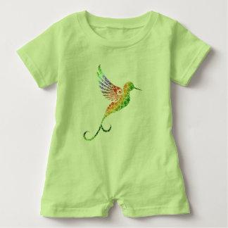 Hummingbird Baby Romper Baby Bodysuit