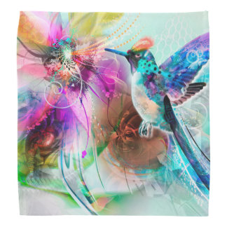 Hummingbird Bandanna