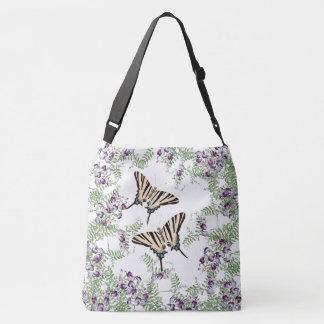 Hummingbird Birds Wildlife Flowers Tote Bag