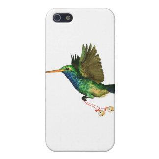 Hummingbird Christmas iPhone 5 Case