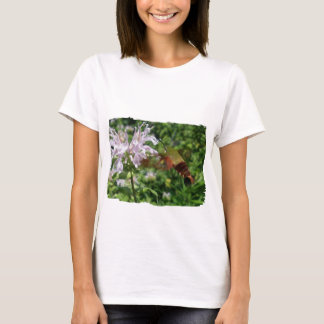 Hummingbird Clear Wing Moth Coordinating Items T-Shirt