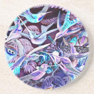 Hummingbird Fine Art Coaster