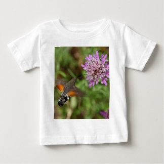 Hummingbird hawk-moth (Macroglossum stellatarum) Baby T-Shirt