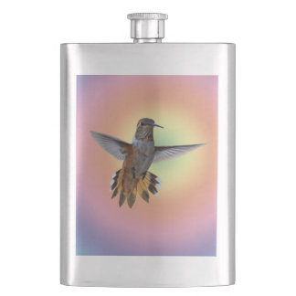 HUMMINGBIRD HIP FLASK