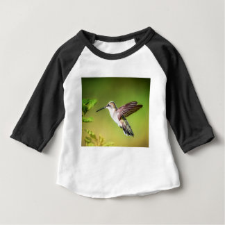 Hummingbird in flight baby T-Shirt