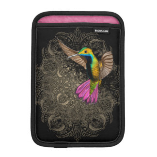 Hummingbird in Flight iPad Mini Sleeve